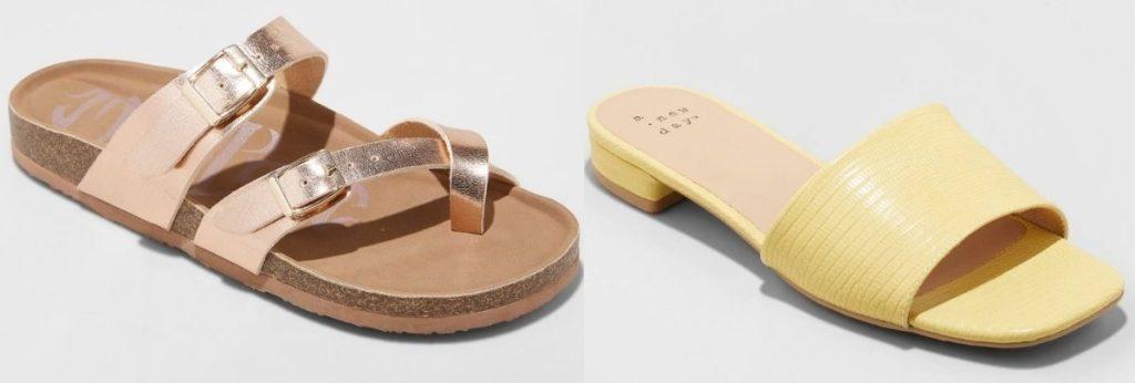 womens target sandals