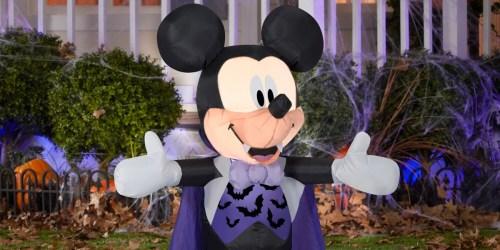50% Off Inflatable Halloween Decor on Michaels.com | Disney, PJ Masks, & Star Wars