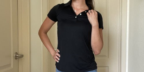 Up to 75% Off 32 Degrees Men's & Women's Apparel   $7.99 Polo Tops, $5.99 Bras & More