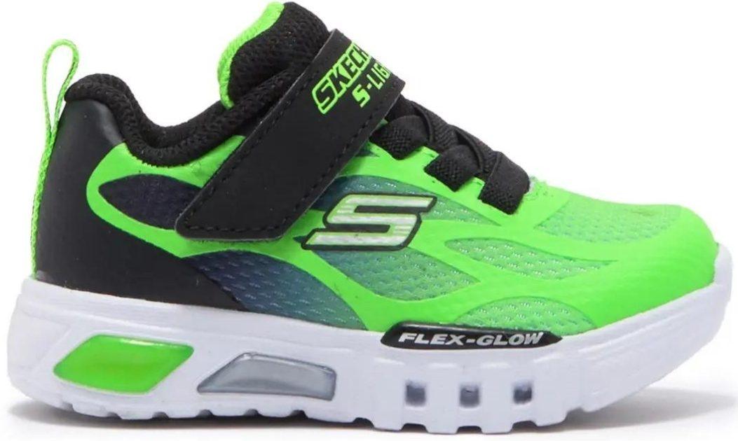Skechers Flex Glow Dezlom Light-Up Sneaker