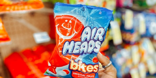 Air Heads Candy 6oz Just 58¢ After Cash Back & CVS Rewards (No Coupons Needed)