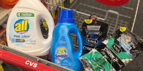Best CVS Weekly Ad Deals 7/18-7/24 (Cheap Razors, Laundry Detergent & More!)