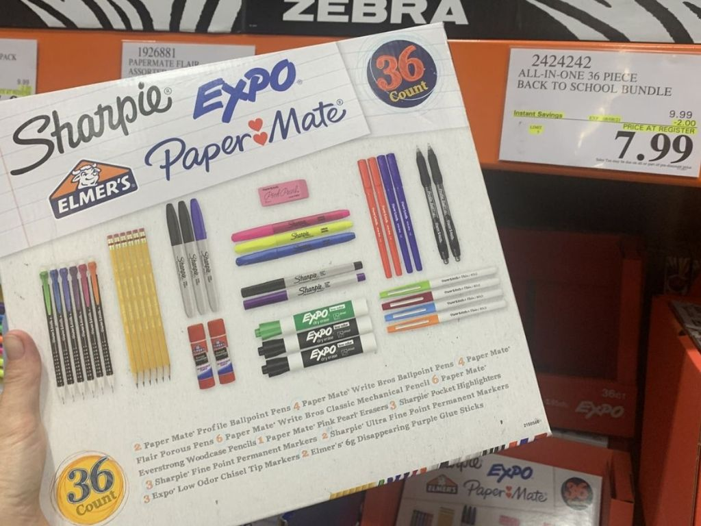 All-in-One Back to School Bundle Costco