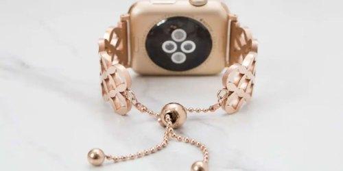 Trendy Apple Watch Fashion Bracelets Only $22.99 Shipped on Jane.com (Regularly $70)