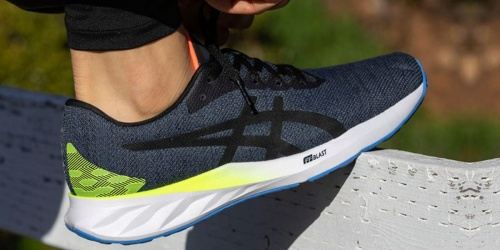 50% Off ASICS Men's and Women's Running Shoes + FREE Shipping
