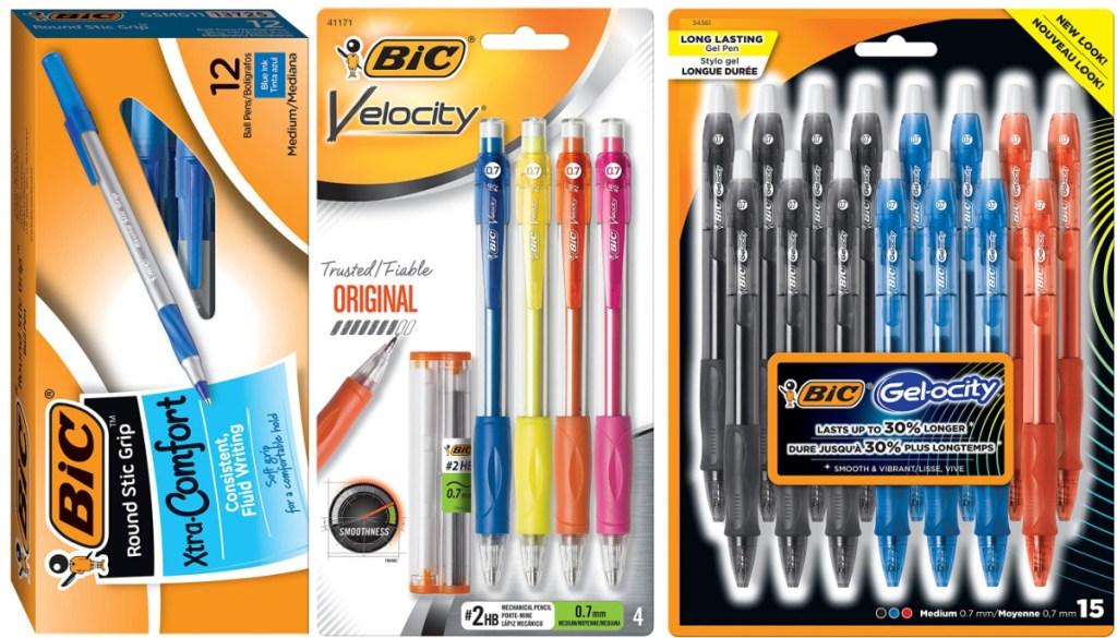 BIC writing tools