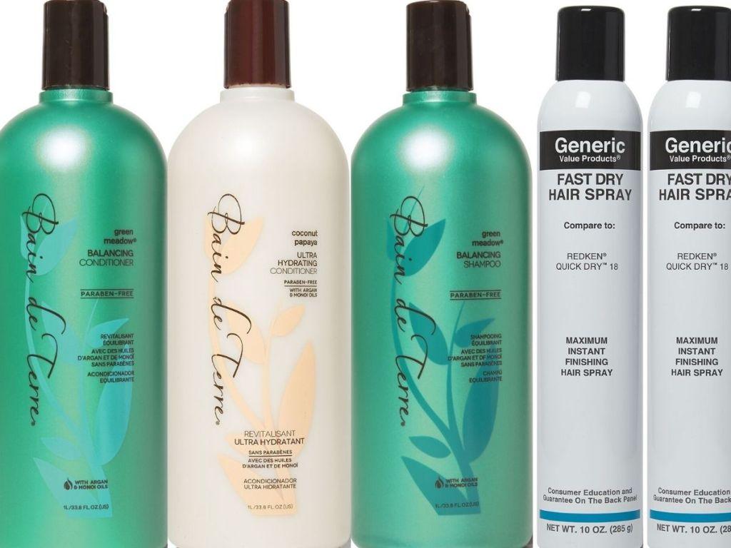 Bain de Terre Hair Care