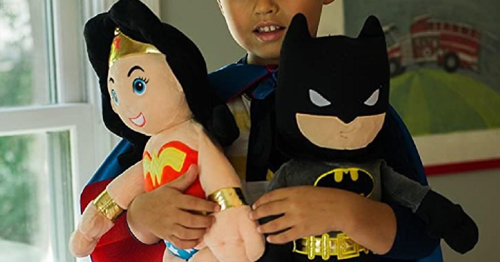 Batman Collectible Plush