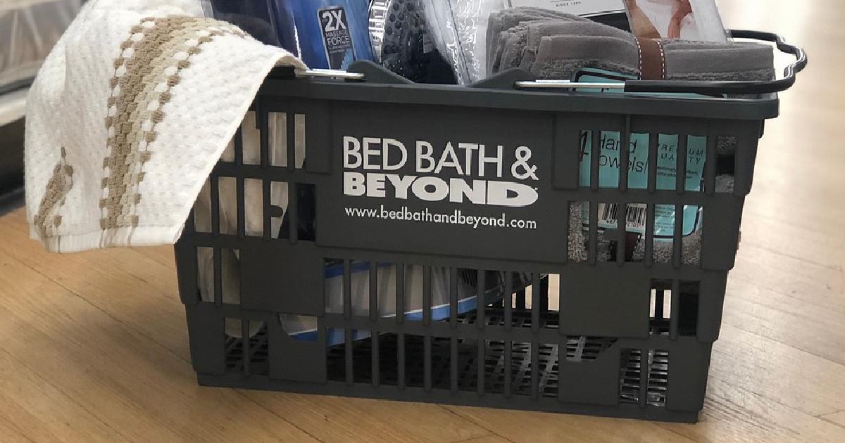 Bed Bath Beyond Basket