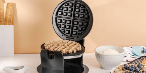 Bella Rotating Belgian Waffle Maker Only $14.99 on BestBuy.com (Regularly $30)