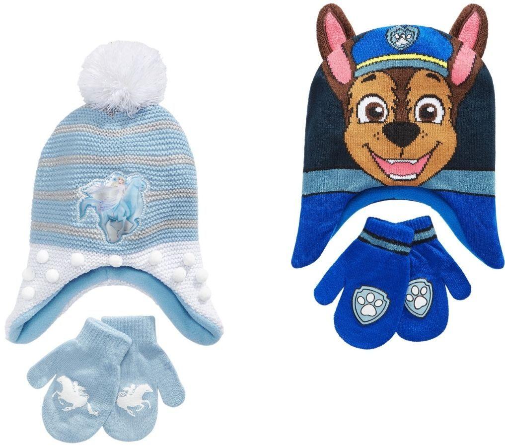 Berkshire Kids Hat and Glove Sets