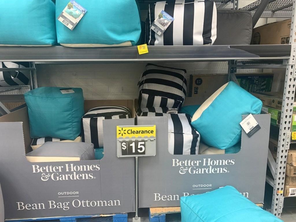 Better Homes & Gardens Dream Bean Patio Bean Bag