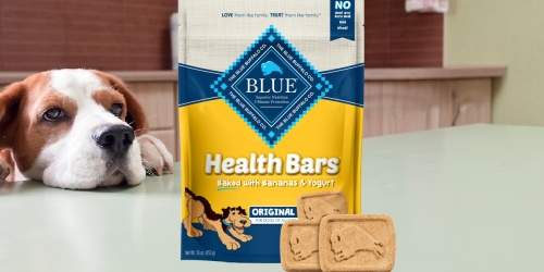 Blue Buffalo Health Bars 16oz Bag Only $2.99 Shipped on Amazon (Regularly $6)