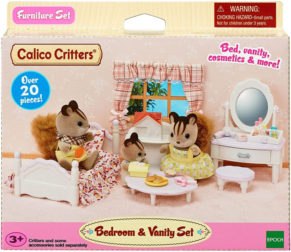 package of Calico Critters