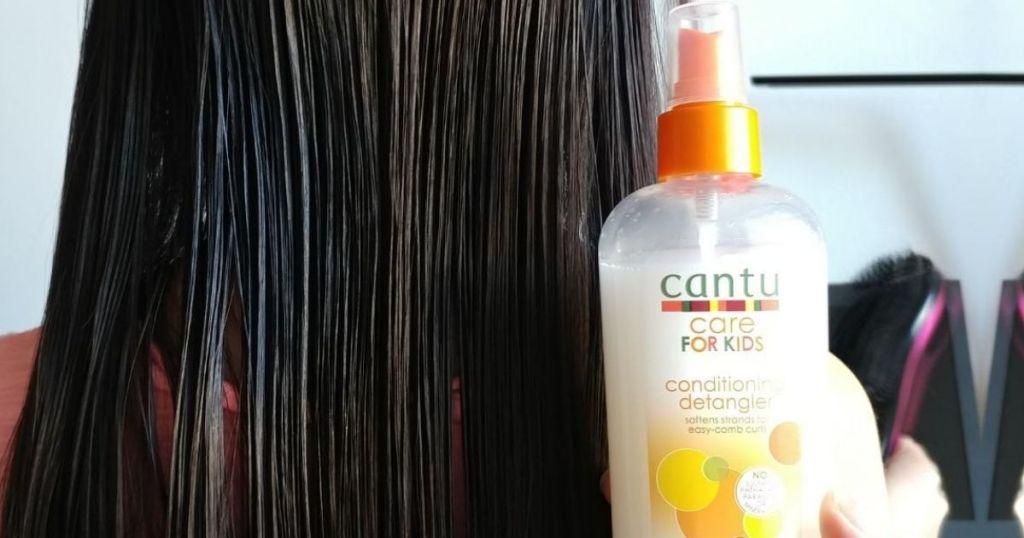 Cantu Kids hair Care