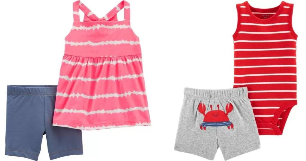 Carters Baby Sets