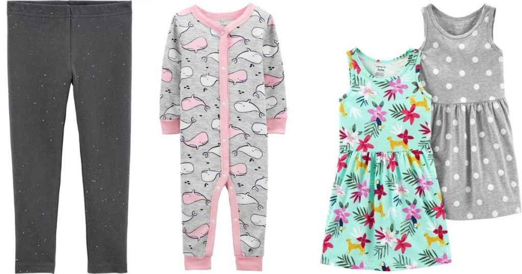 Carters Toddler Girls apparel