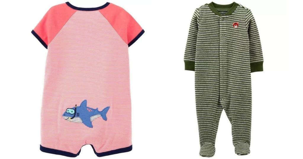 Carters baby boy outfits