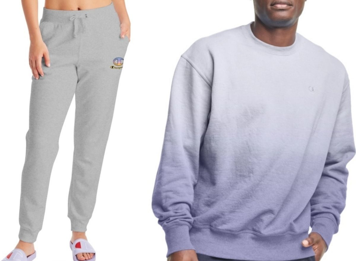 Champion Women's and Men's Clothing
