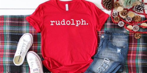Shop Jane.com's Christmas in July Sale | Get Up to 50% Off Holiday Tees & More + Free Shipping
