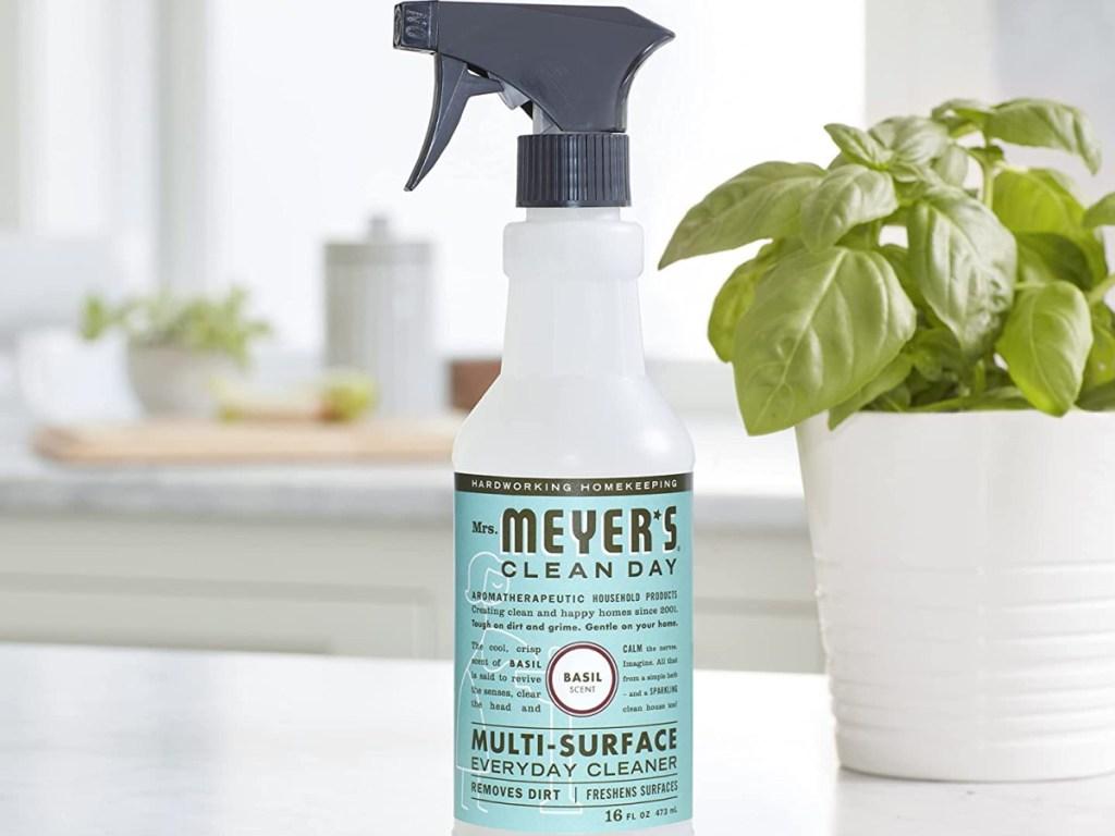 mrs. meyer's spray cleaner