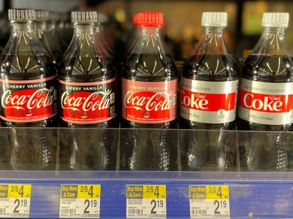 Coca-Cola Walgreens