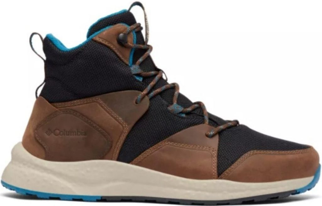 Columbia mens hiking sneaker boots