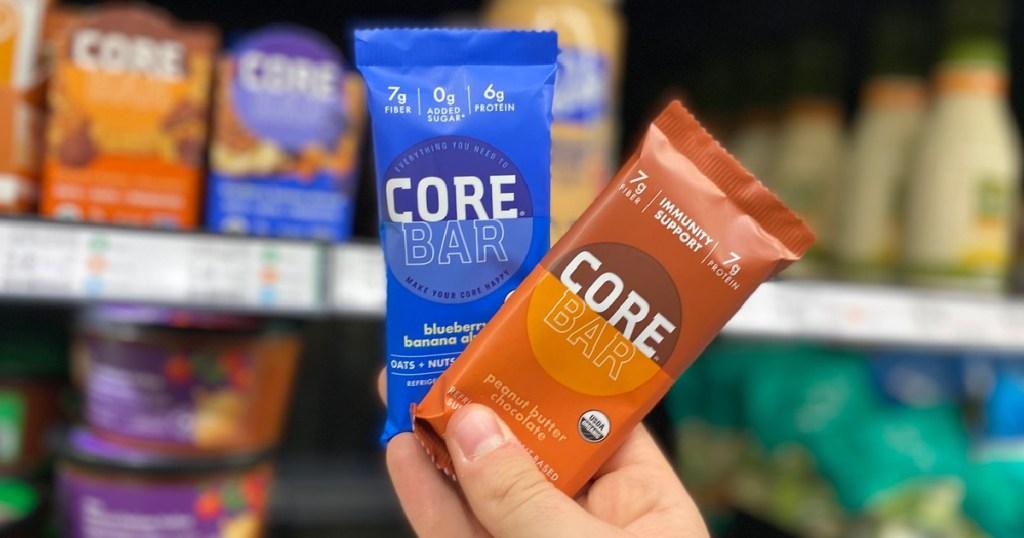 Core Bars Target