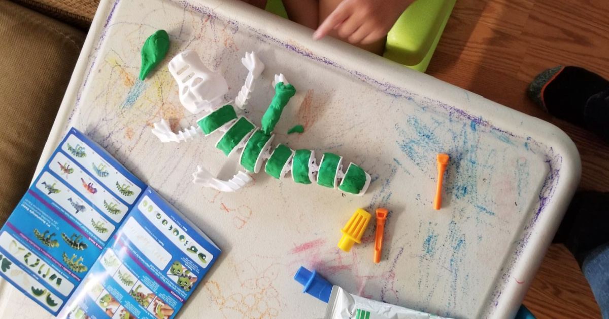 Crayola Build A Beast Bundle