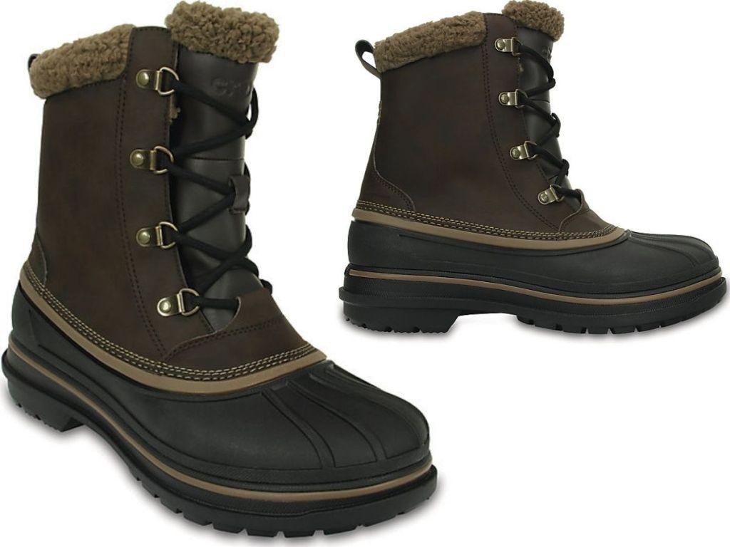 Crocs Men's Boots