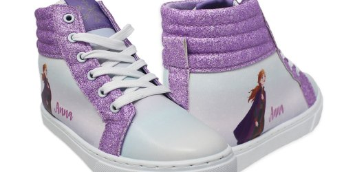 Kids Character Shoes from $7.99 on Walmart.com (Regularly $25) | Disney, Nintendo, & More