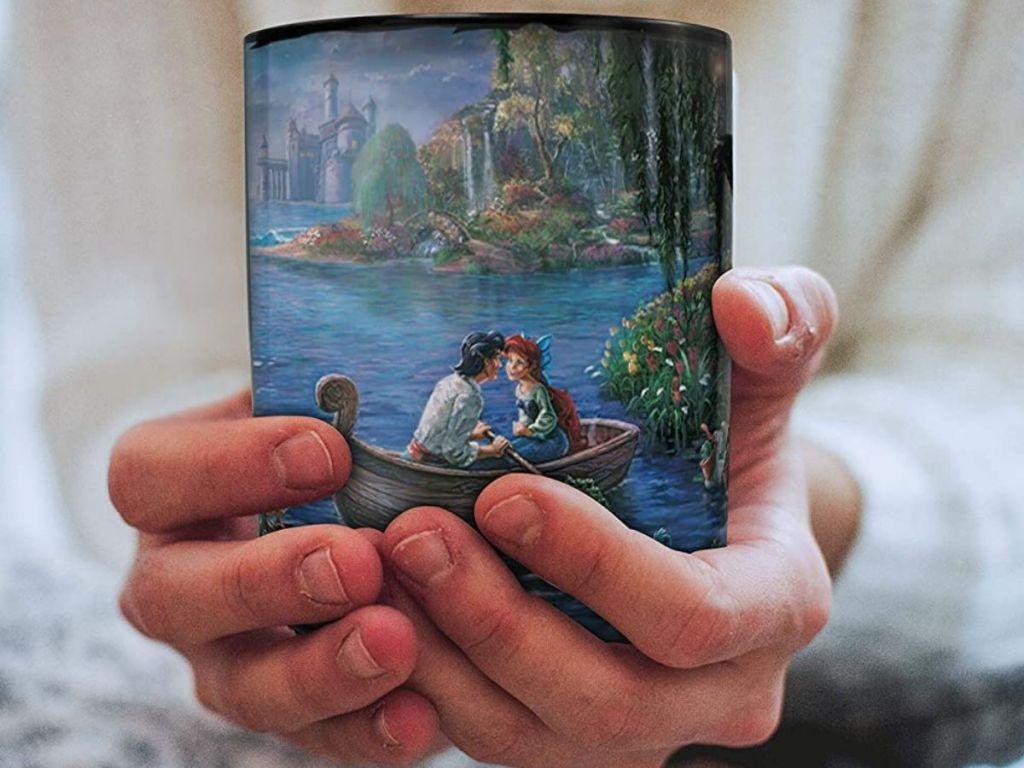 Morphing Mug Disney