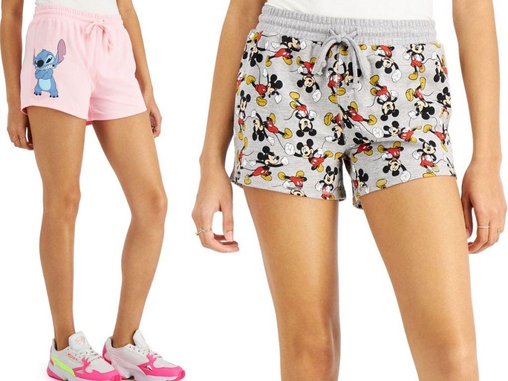 Dsiney Juniors Drawstring Shorts