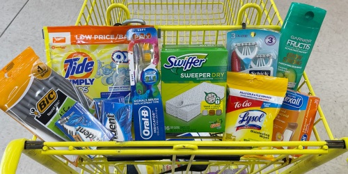*HOT* 12 Household, Grocery & Personal Care Items Only $7.90 at Dollar General (July 24th Only – Just Use Your Phone)