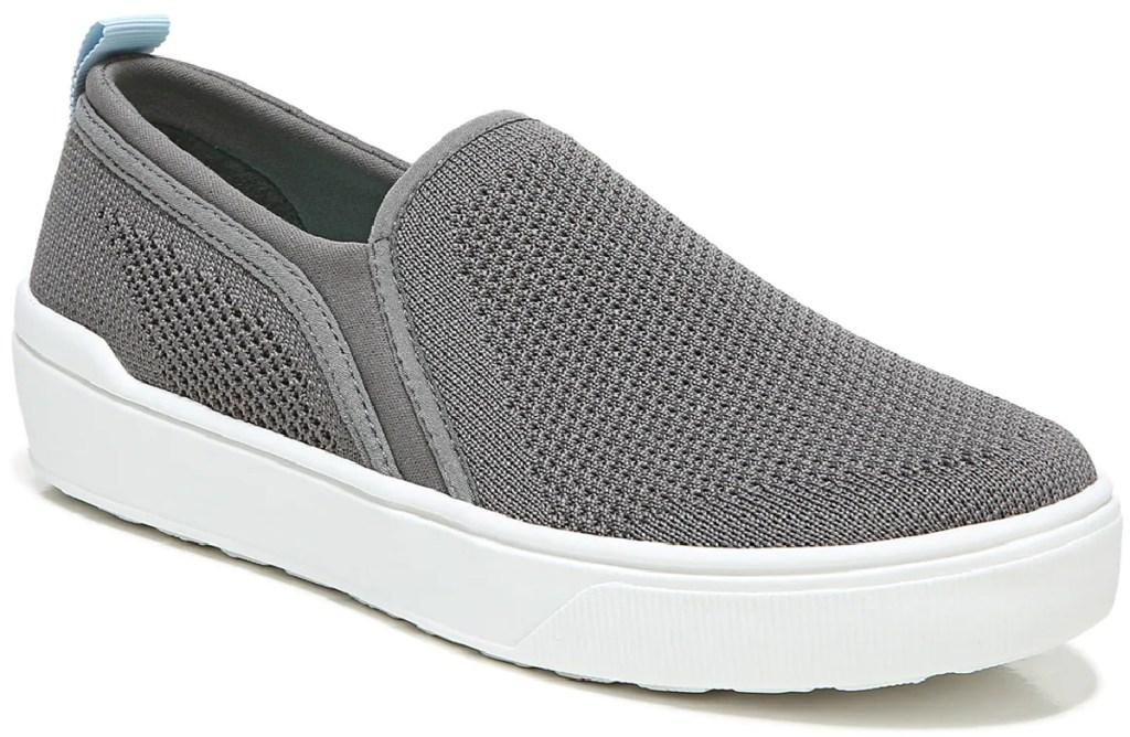gray women's sneakers