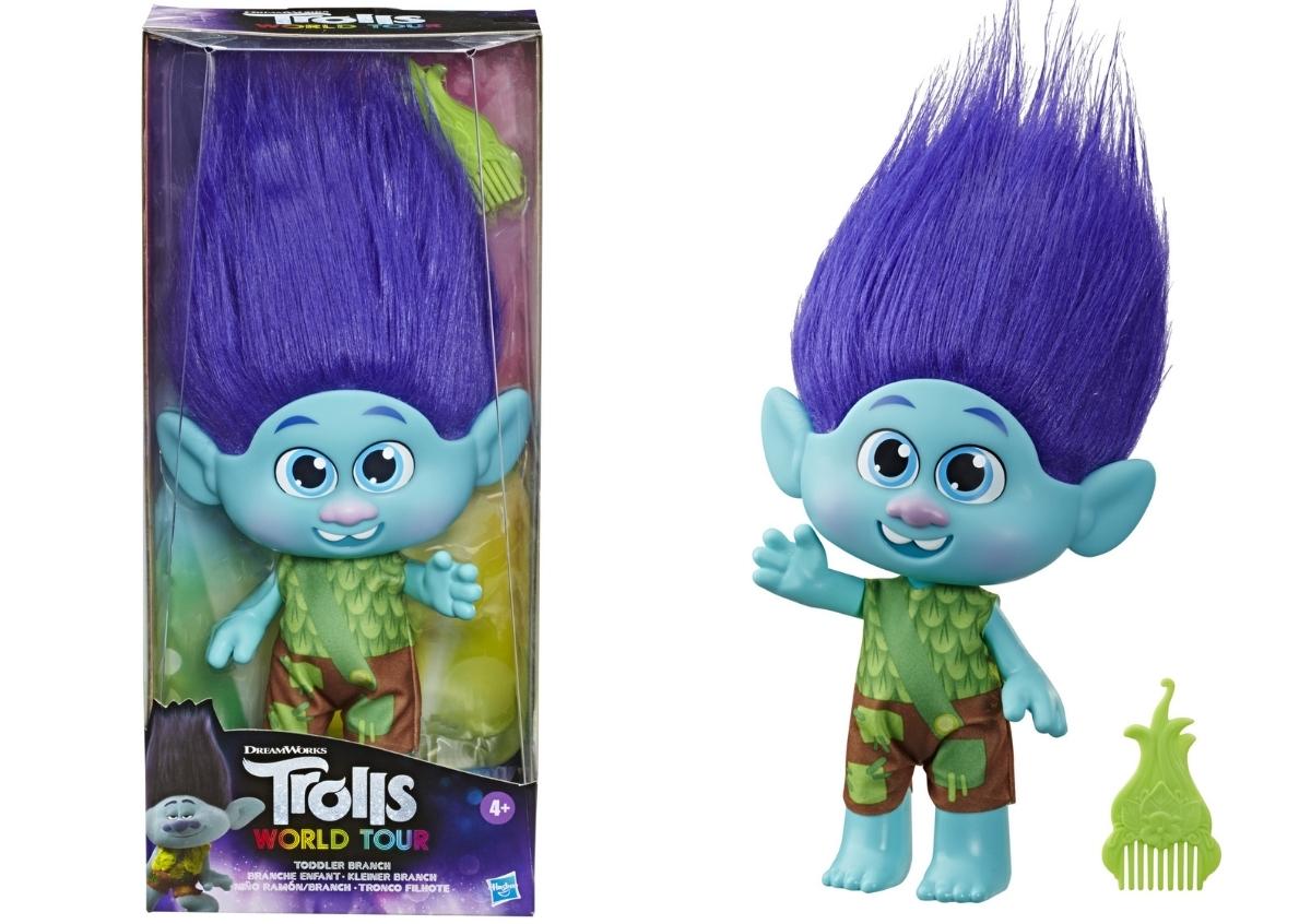 DreamWorks Trolls World Tour Toddler Branch
