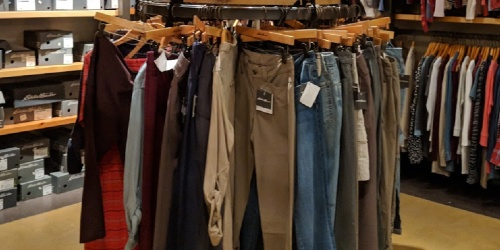 Up to 60% Eddie Bauer Apparel for the Entire Family | Jeans, Joggers, Tees & More