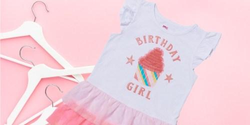 Toddler Girls' Dresses from $5.99 on Macys.com (Regularly $32)
