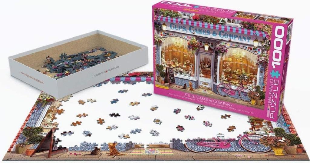 eurographics cupcakes puzzle