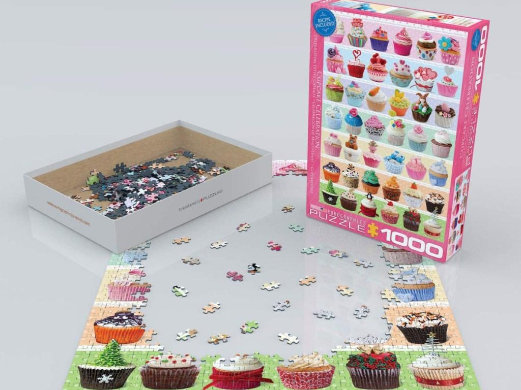 eurographics cupcake puzzle