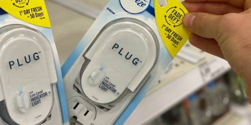 Score a FREE Febreze Plug-In Warmer on Walgreens.com | Just Use Your Phone!