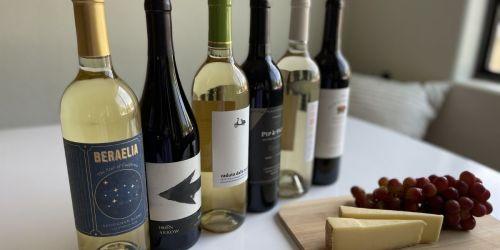 6 Bottles of Wine Only $29.95 Delivered   Just $4.99 Per Bottle
