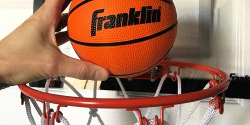 Franklin Over the Door Mini-Basketball Hoop Only $13.65 on Walmart.com (Regularly $25)