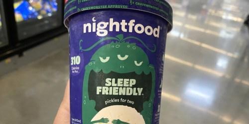 FREE Nightfood Ice Cream Pint After Rebate at Walmart ($6 Value)