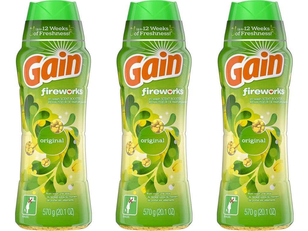 gain fireworks scent boosters