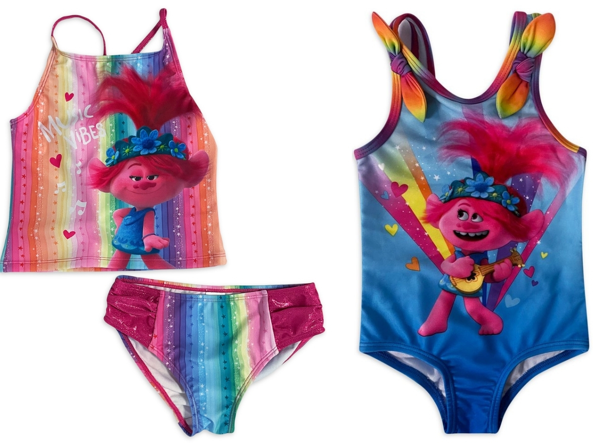 Girls swimwear at Walmart