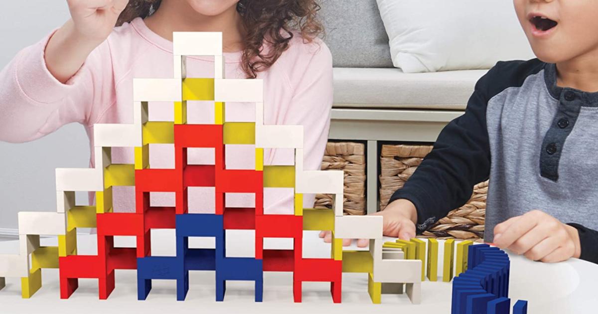 H5 Domino Creations 100-Piece Set