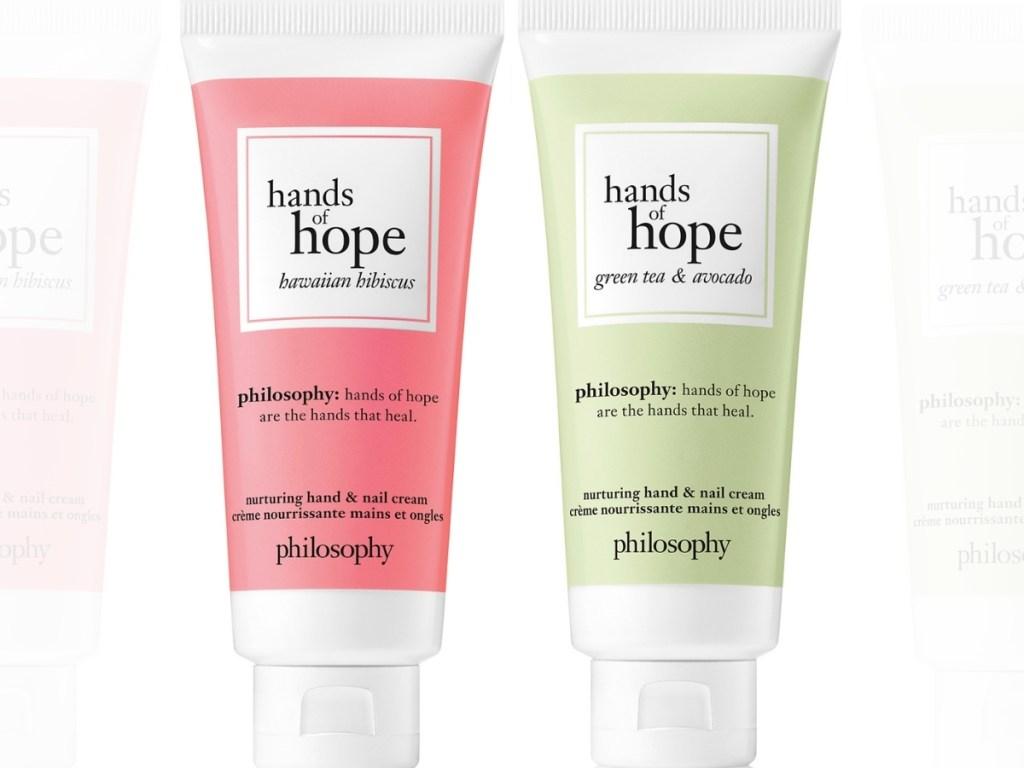 Hands of Hope Hawaiian Hibiscus Hand Cream