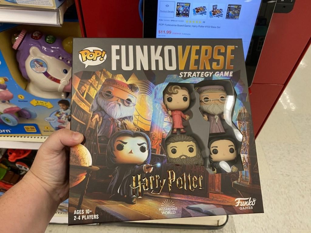 Harry Potter POP! Funkoverse Board Game