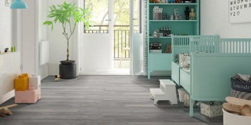 Up to 40% Off Hardwood & Vinyl Flooring, Tile & More + FREE Shipping on HomeDepot.com